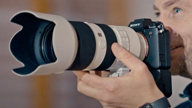 Sony A1 tanıtıldı: 50.1 Megapiksel ve 8K video kaydı