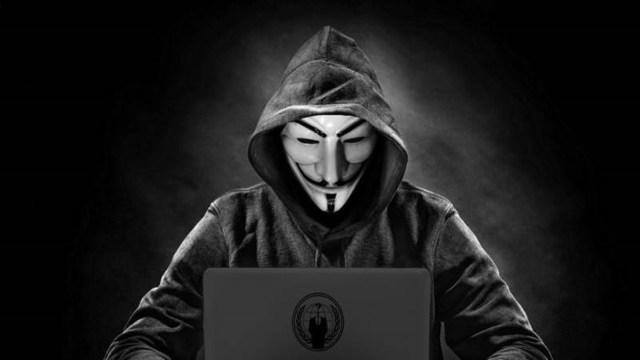 Hacker grubu Anonymous'tan flaş siber saldırı iddiası