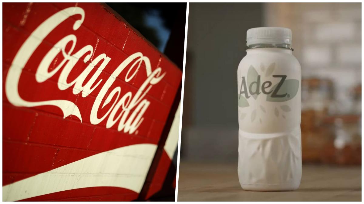 Coca-Cola kağıt şişede içecek satmaya başlayacak