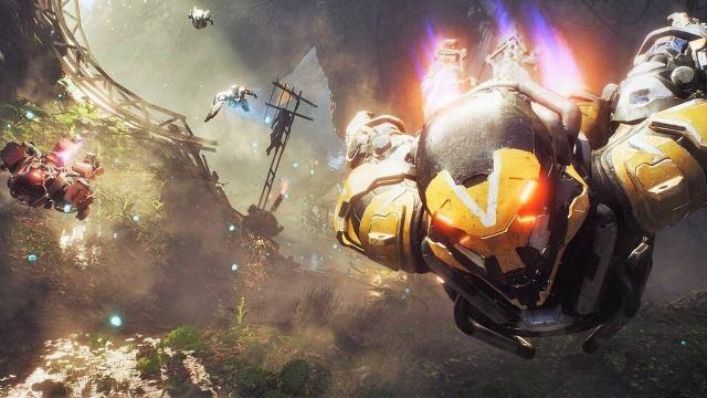 Electronic Arts, Anthem'in fişini çekmeye hazırlanıyor