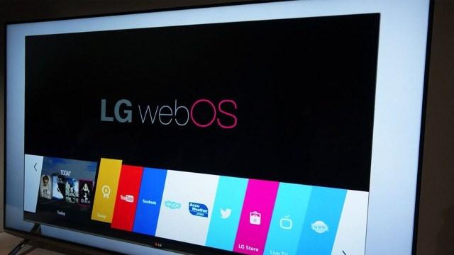 lg akıllı tv webos
