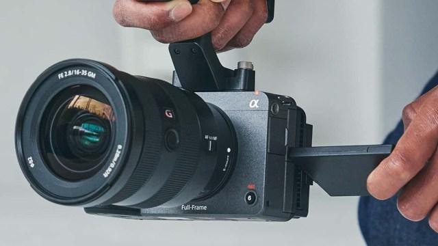 Sony FX3 fiyatı ve özellikleri