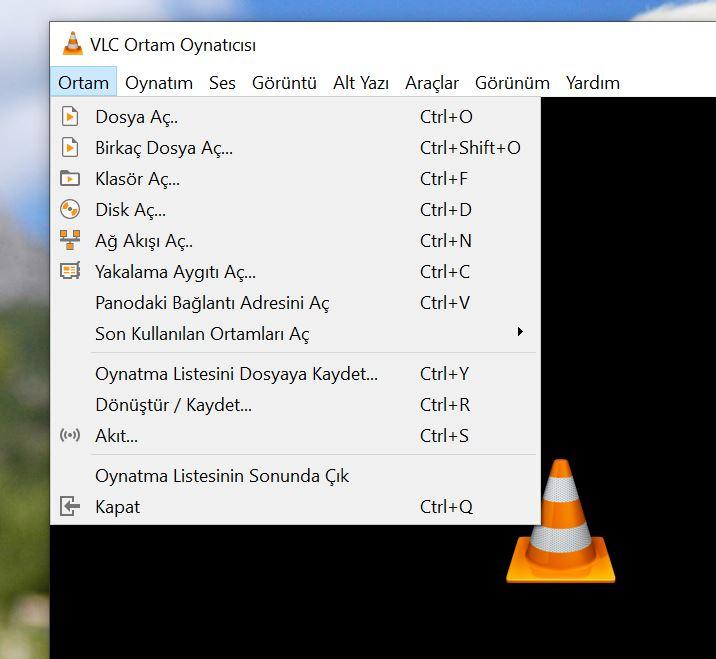 VLC Media Player ile çevrimiçi videolar nasıl indirilir?
