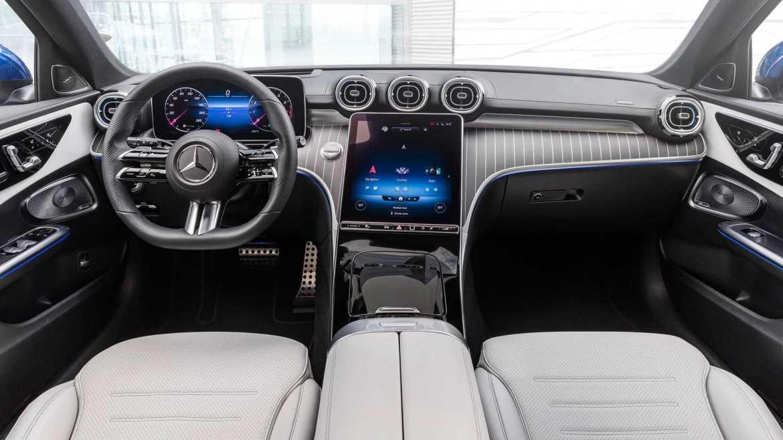 2022 Mercedes C serisi tanıtıldı