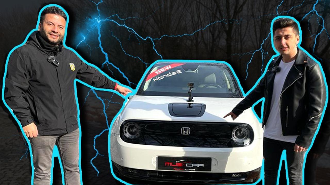 Honda E inceleme ve test sürüşü