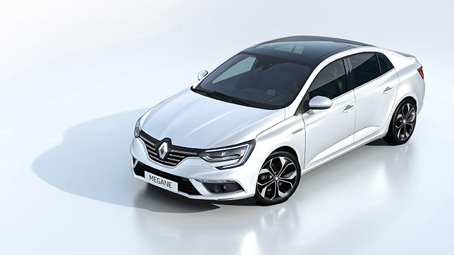 Renault Megane'lar için avantajlı fiyat ve faiz oranları