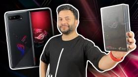 Türkiye'de ilk! Asus ROG Phone 5 kutu açılışı yayında!