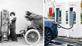 Elektrikli araçların tarihi: Neden Elon Musk'ı bekledik?