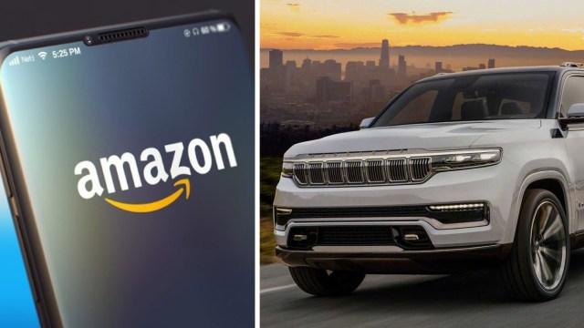 Jeep Amazon