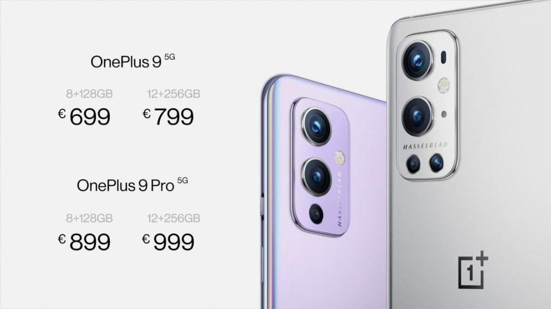OnePlus 9 fiyatı