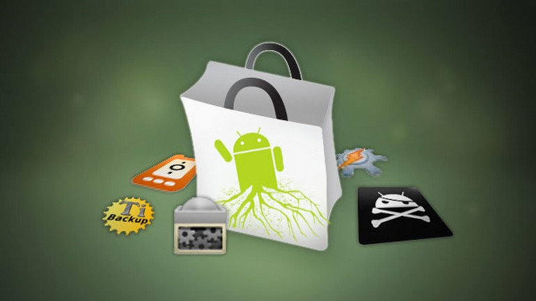 Android root atma