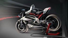 Triumph TE1, Formula E'den ilham alıyor