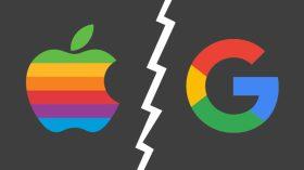 Google, Apple'dan 20 kat daha fazla veri topluyor