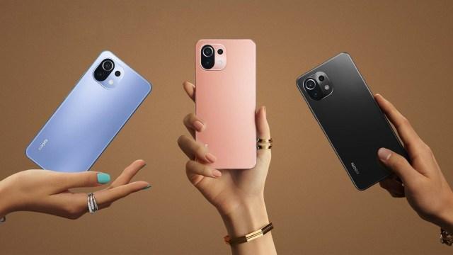 Serinin bütçe dostu üyesi Xiaomi Mi 11 Lite tanıtıldı