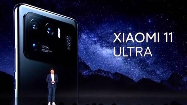 Xiaomi Mi 11 Ultra tanıtıldı: En iyi kameralı telefon