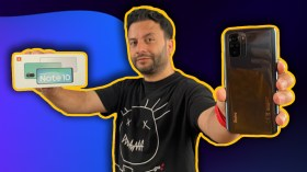 Redmi Note 10 kutusundan çıkıyor