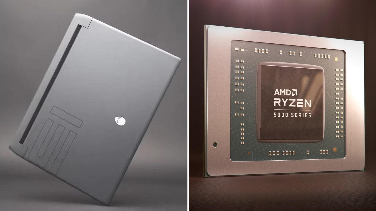 AMD işlemcili Alienware