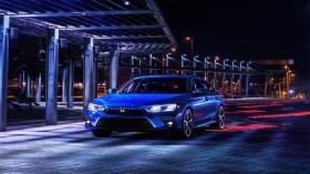 2022 model Honda Civic gün yüzüne çıktı: Daha sade