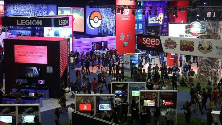 E3 2021 etkinliği