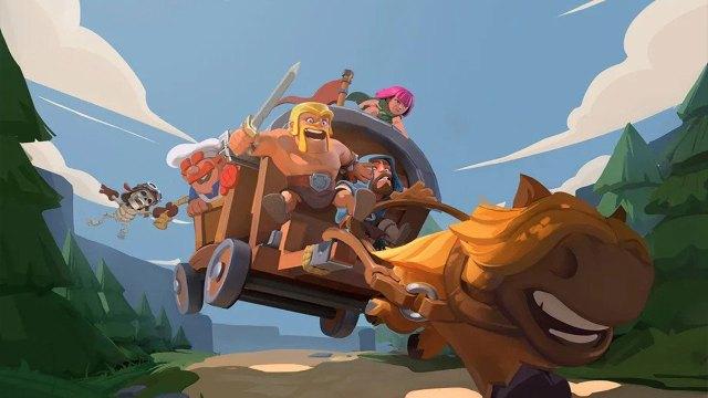 Supercell, üç yeni Clash of Clans oyunu geliştiriyor