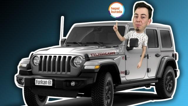 Hepsiburada'dan 1.600.000 TL'lik araba almayı denedik!