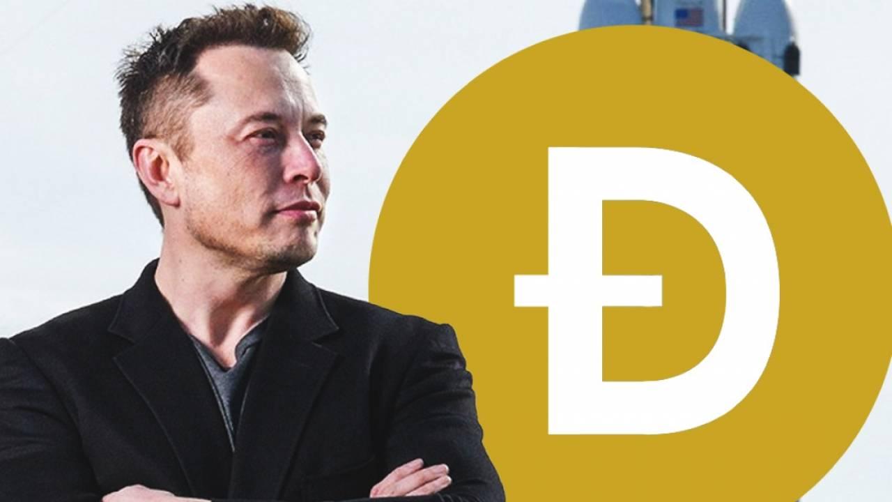 Elon Musk, Dogecoin'i aya gönderecek