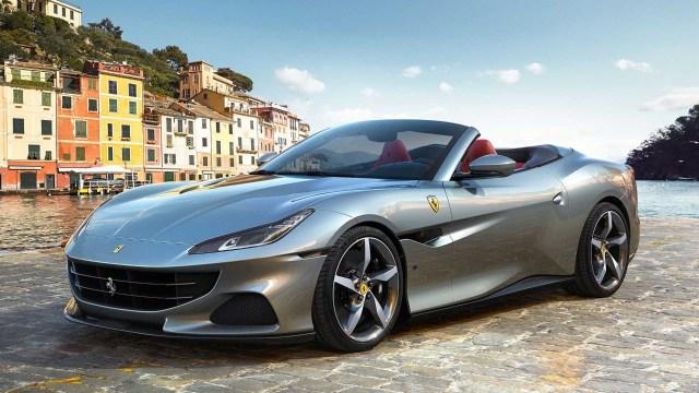 Ferrari tamamen elektrikli ilk otomobili için tarih verdi