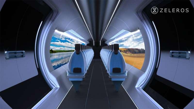 hyperloop ulaşım araçları