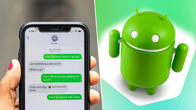 Why didn't iMessage come to Android?  Here is the answer!