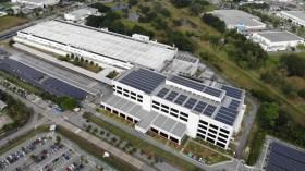 Intel, ABD dışındaki en büyük güneş enerjisi santralini tanıttı