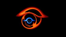 NASA paylaştı: Kara deliklerin dansı büyüledi