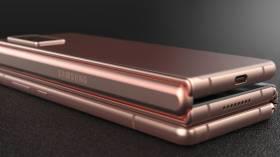 Samsung'dan katlanabilir tablet hamlesi: Galaxy Z Fold Tab
