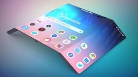 Samsung sınırları aştı: 3 ekranlı telefon geliyor