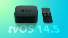 tvOS 14.5 çıktı: İşte gelen yenilikler