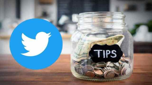 Twitter'dan para kazanmanın yeni yolu: Bahşiş kutusu