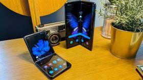 Samsung'dan üçe katlanabilen tablet geliyor