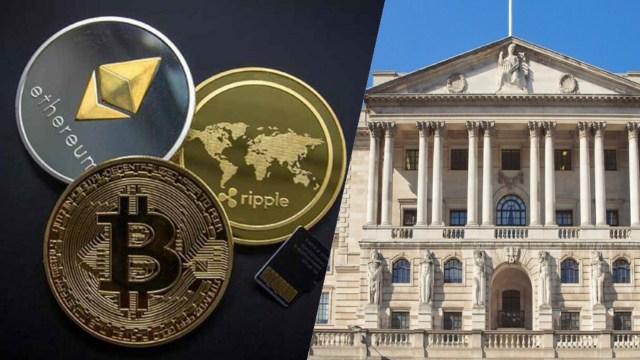 İngiltere Merkez Bankası'ndan kripto para uyarısı