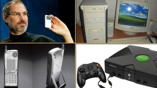 20'li yaşlar challenge, 20 yıl önce teknoloji, bilgisayar, teknoloji