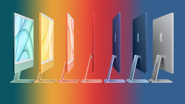 24 inç iMac tasarımında eski Apple çalışanı dokunuşu!