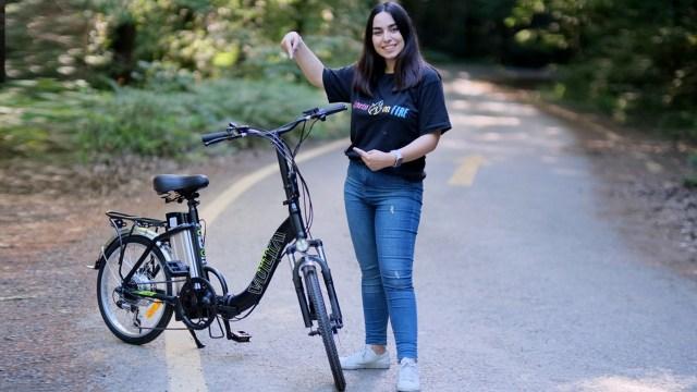 Volta VB1 katlanabilir elektrikli bisiklet inceleme
