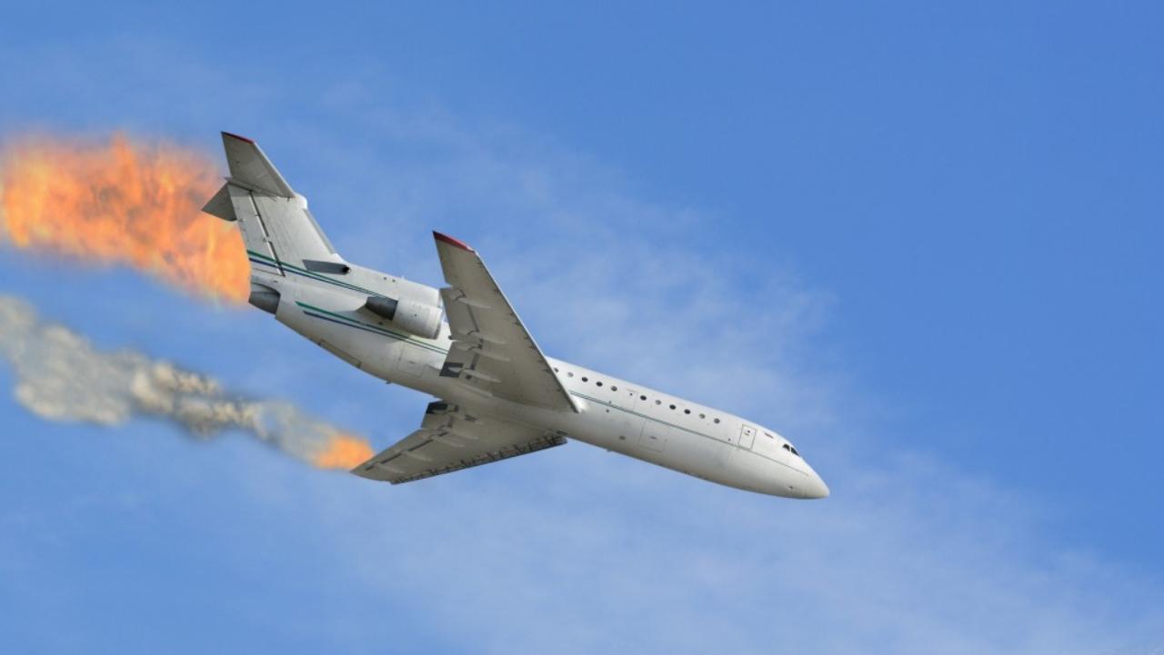 Uçak kazalarını önlemek için drone kullanacaklar.