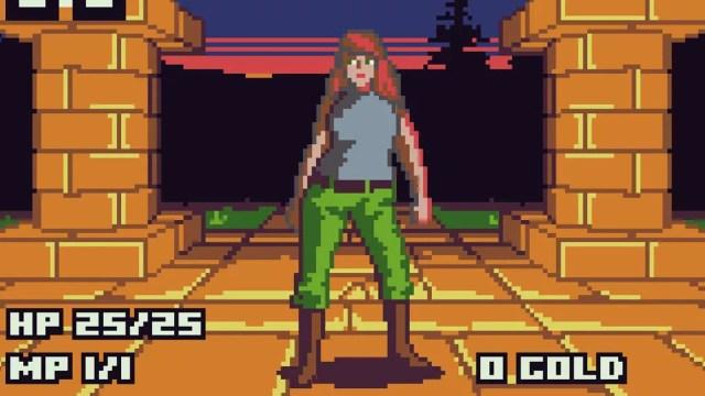 Dünyanın ilk PDF oyunu yayınlandı: Undying Dusk