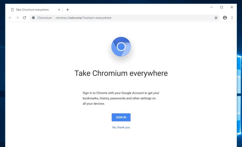 chromium nedir