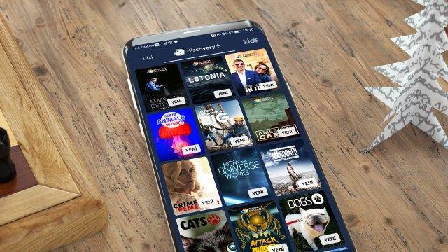 Discovery+, BluTV ile Türkiye'de yayına girdi