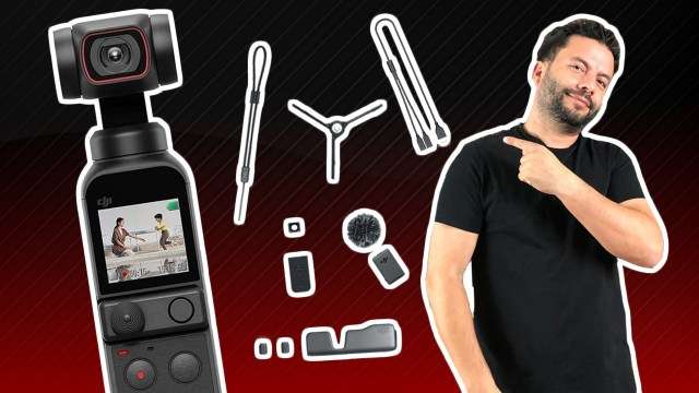 DJI Pocket 2 Creator Combo inceleme