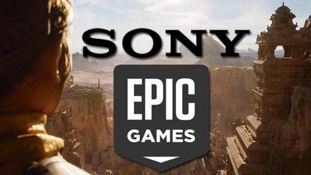 PlayStation oyunları Epic Games'e özel oluyor