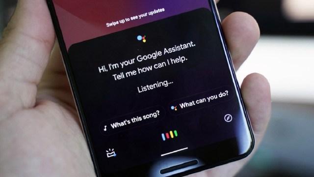 Google Asistan arayüzü yeni renklerle güncellenecek!