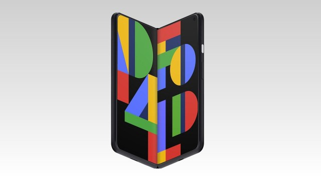 Google'ın katlanabilir telefonu Android 12'de ortaya çıktı