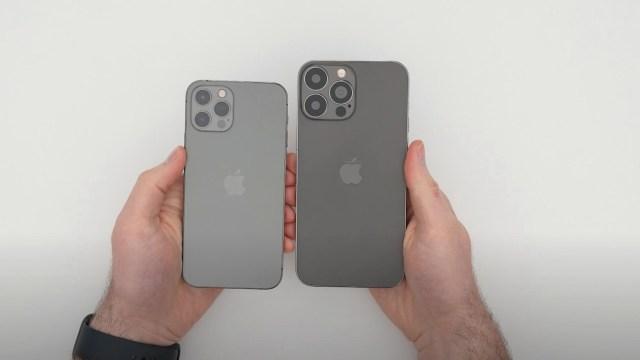 iPhone 13 Pro Max maketi ortaya çıktı: İşte detaylar