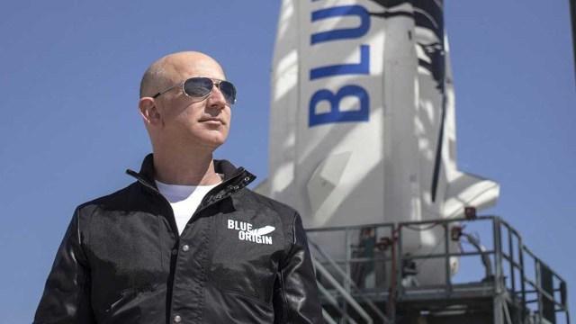 Jeff Bezos'un uzay turizmine dudak uçuklatan teklif